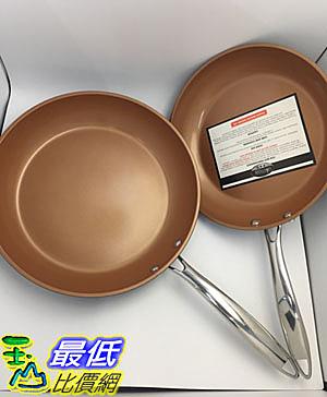 【美國直購 Gotham Steel一組二入】版主推薦鈦合金陶瓷鍋不沾鍋 (25cm+ 29cm 雙鍋)