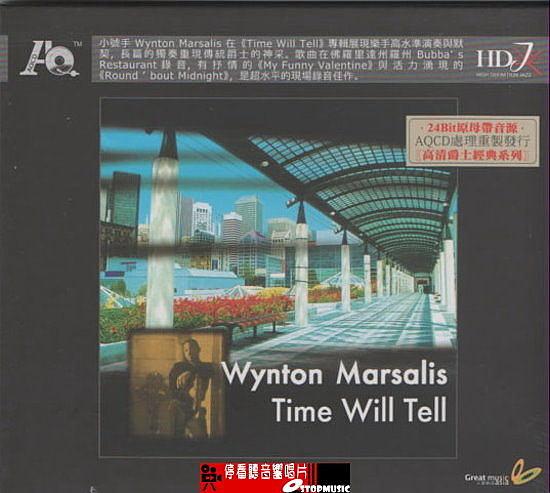 【停看聽音響唱片】【AQCD】爵士小號手 Wynton Marsalis AQCD版