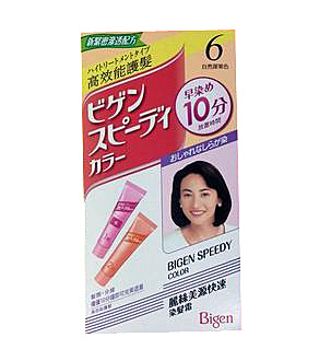麗絲 美源快速染髮霜6號(自然深栗)【德芳保健藥妝】