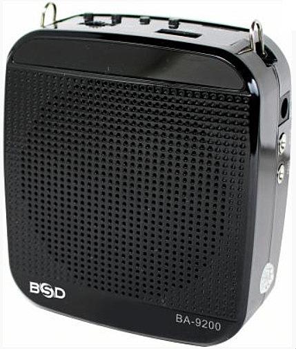 【中將3C】BSD 腰掛式擴音機   .BA-9200