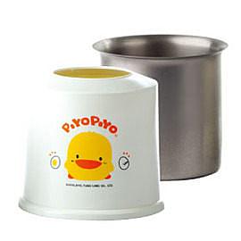 **小饅頭**黃色小鴨 調乳保溫容器(GT-83412)