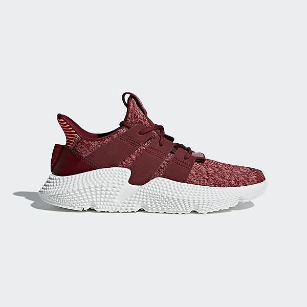 Adidas Originals Prophere W [B37635] 女鞋 運動 休閒 街頭 時尚 酒紅 白