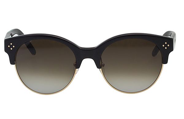 CHLOE 太陽眼鏡 復古款 黑色 CE704S-001