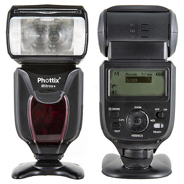 ◎相機專家◎ 送Odin II 發射器 + 電池 Phottix Mitros+ TTL 閃光燈兩支 Nikon 公司貨