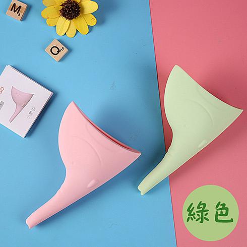 【伊莉婷】小象說可愛女用站便器-綠 LIBO