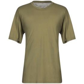 《セール開催中》,BEAUCOUP メンズ T シャツ ミリタリーグリーン XL 麻 100%