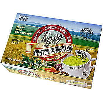 肯寶 香椿野菜燕麥粥 30公克x24包/盒 阿邦小鋪