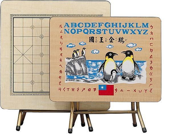 HY-Y324-3  2X2尺棋桌
