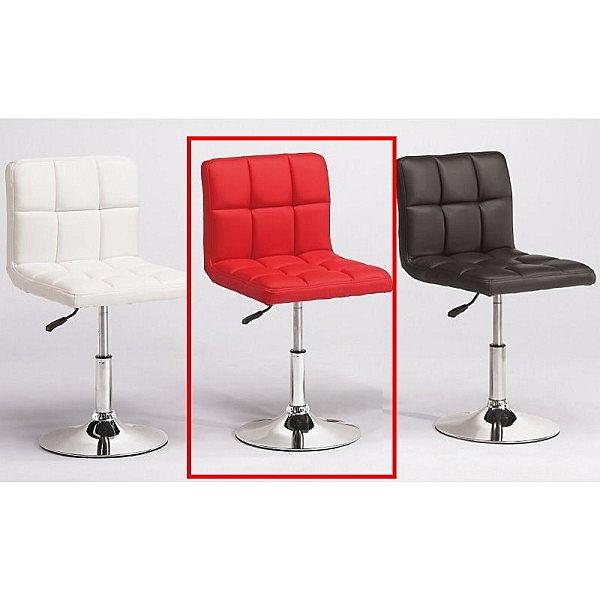 吧檯椅 MK-1079-11 艾薇吧椅(紅)【大眾家居舘】