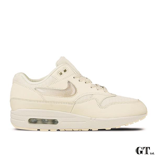 【GT】Nike W Air Max 1 JP 米白 女鞋 低筒 復古 輕量 氣墊 運動鞋 慢跑鞋 休閒鞋 AT5248-100