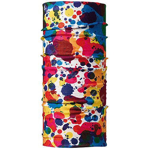 Buff Original 頭巾 -彩色潑墨 BF100567 , 蝴蝶魚;戶外運動用品館