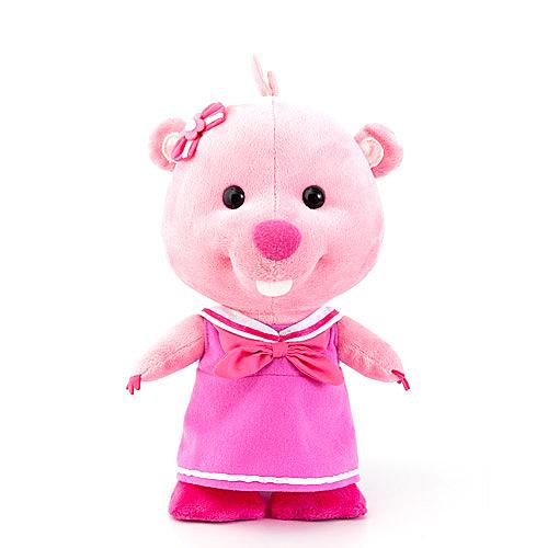 特價 Pororo快樂小企鵝絨毛玩具 露比_RR16043