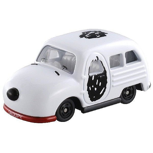 Dream TOMICA 153 SNOOPY 史努比車 夢幻款 TM46639多美小汽車