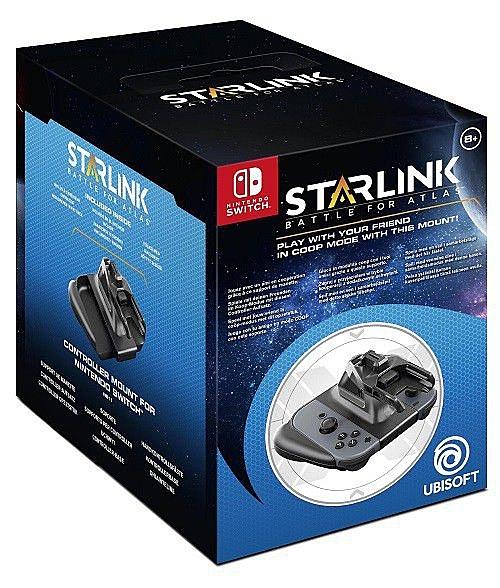 【玩樂小熊】現貨中 SWITCH 銀河聯軍 阿特拉斯之戰 Starlink 專用Joycon 連接座 擴充座 裸裝