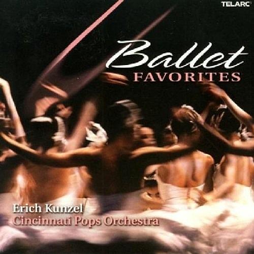 【停看聽音響唱片】【SACD】珍愛的芭蕾名曲集