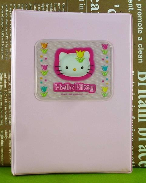 【震撼精品百貨】Hello Kitty 凱蒂貓~紀念冊~粉金香【共1款】