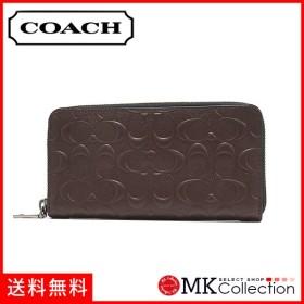 コーチ 財布 レディース COACH Wallet マホガニー F58113 MAH 【当店全品送料無料♪】