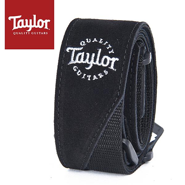 小叮噹的店 Taylor 65121 吉他背帶 黑色