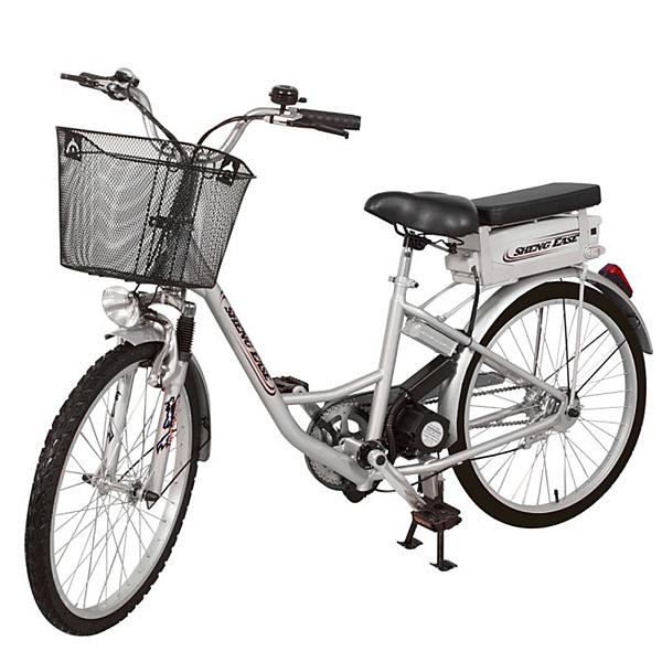 勝一 EV-24S (鉛酸變速版) 電動腳踏車 台南【康騏電動車】專業維修批發零售