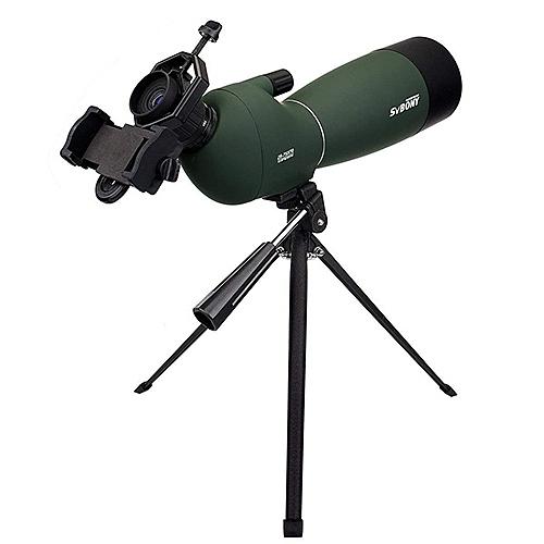 SVBONY【日本代購】單筒望遠鏡25倍-75倍-70 mm 防水 三腳架