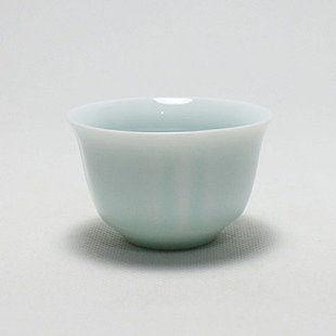 特價 龍泉青瓷粉青陶瓷小杯子