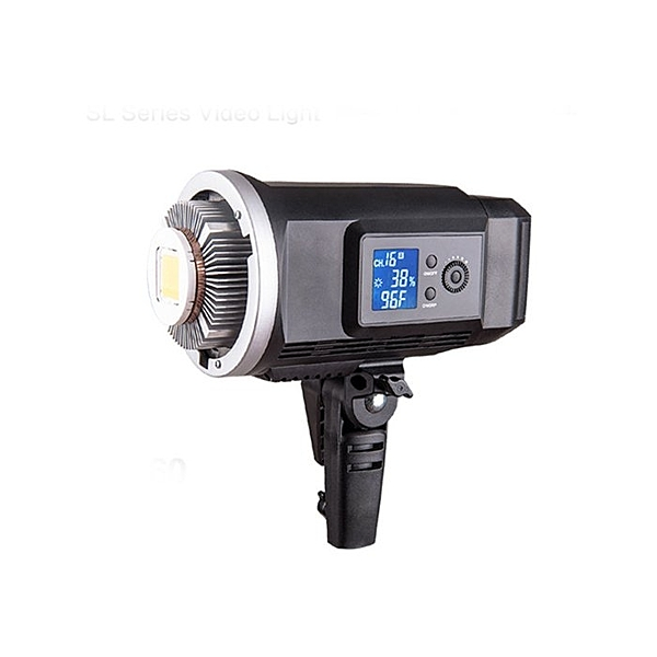 黑熊館 Godox 神牛 SLB60W 白光版外拍LED攝影燈 採訪燈 紅外線控制 外拍燈 婚攝 太陽燈 持續燈