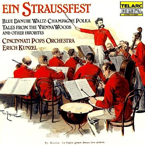 【停看聽音響唱片】【CD】史特勞斯:音樂慶典