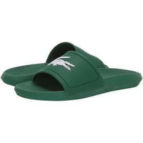 [ラコステ] シューズ サンダル Croco Slide 119 1 Green/Whit メンズ [並行輸入品]