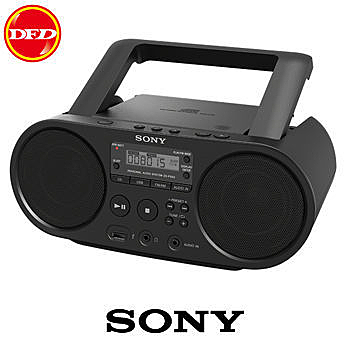 (預購) SONY ZS-PS50 CD / 廣播 FM / USB 3合1 ALL IN ONE 手提音響 公司貨