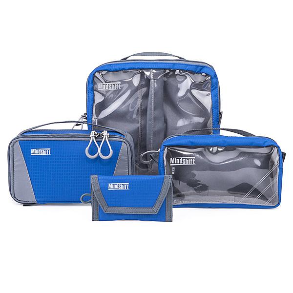 ◎相機專家◎ Mindshift 曼德士 GP Bundle - Medium MS511 藍色 GoPro 主機收納包組 彩宣公司貨