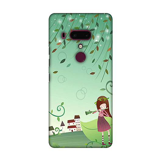 [客製化] HTC U11 U12 plus eyes U play Ultra U11+ U12+ 手機殼 保護套 外殼 491