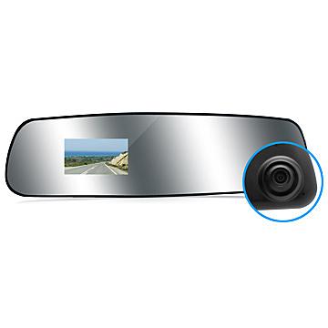 人因秘錄王 CR26K 後視鏡型1080P高畫質行車紀錄器