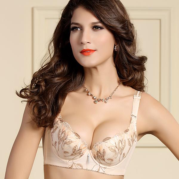薄款聚攏調整型內衣收副乳胸罩-mkb0042