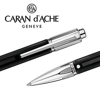 CARAN d'ACHE 瑞士卡達 VARIUS 維樂斯樹脂原子筆 / 支