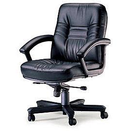 CPL-02-3 透氣皮 高級主管皮椅 / 張