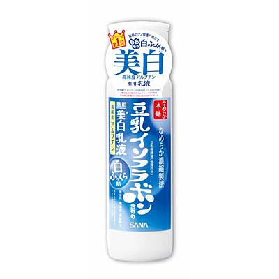 極品世界 SANA 豆乳美白保濕乳液 150ml (2021年11月12日到期)
