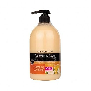 【ARLEM】甜橙茉莉滋潤香氛沐浴乳