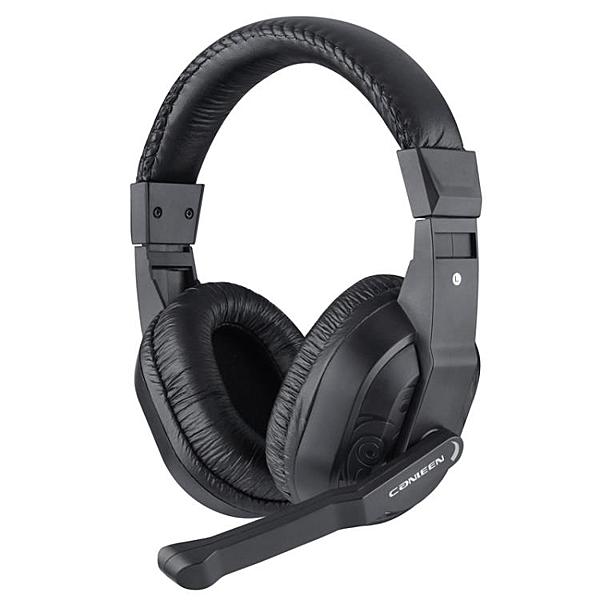 頭戴式CF電競游戲耳機台式電腦耳麥帶麥話筒WY【八折搶購】