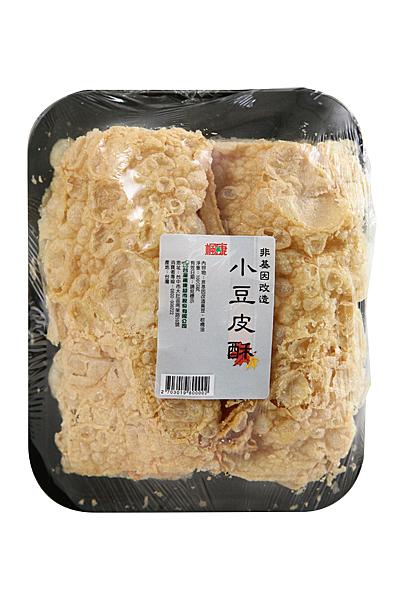 非基因改造豆皮酥(小)90g