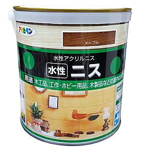 Asahi水性著色清漆金橡木0.7L