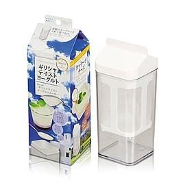 【普羅家族®】優格乳酪盒 3盒 (可製希臘優格/水沏優格) 日本製造原裝進口