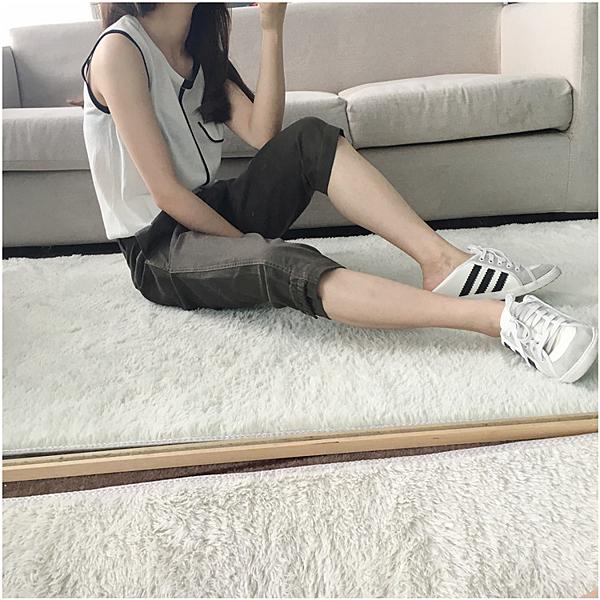 [超豐國際]優質,小眾~ 52%棉  48%苧麻 七分哈倫褲