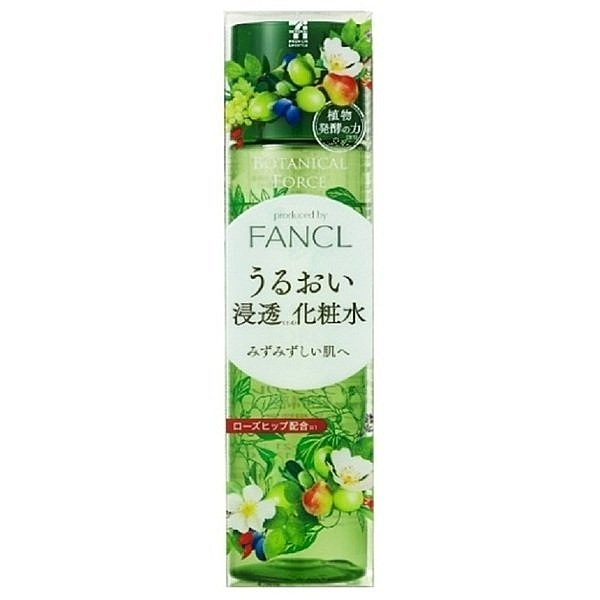 日本【7-11限定】Fancl-Botanical Force草本浸透化妝水120ml-415945