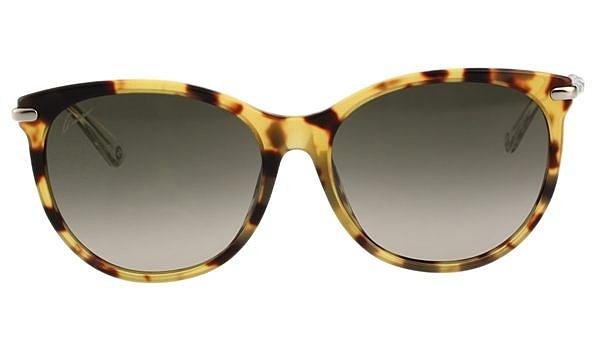 GUCCI 全智賢最新廣告款 太陽眼鏡 豹紋色