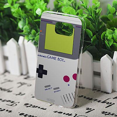 三星 Samsung Galaxy Note 5 手機殼 軟殼 保護套 gameboy 遊戲機
