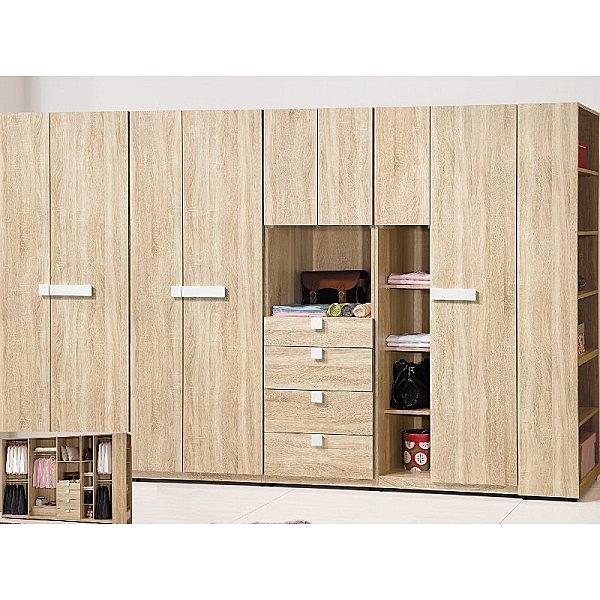 衣櫃 衣櫥 BT-40-23A 多莉絲10尺衣櫃【大眾家居舘】