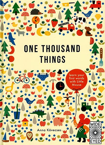 One Thousand Things 1000個一定要知道的事物 精裝本
