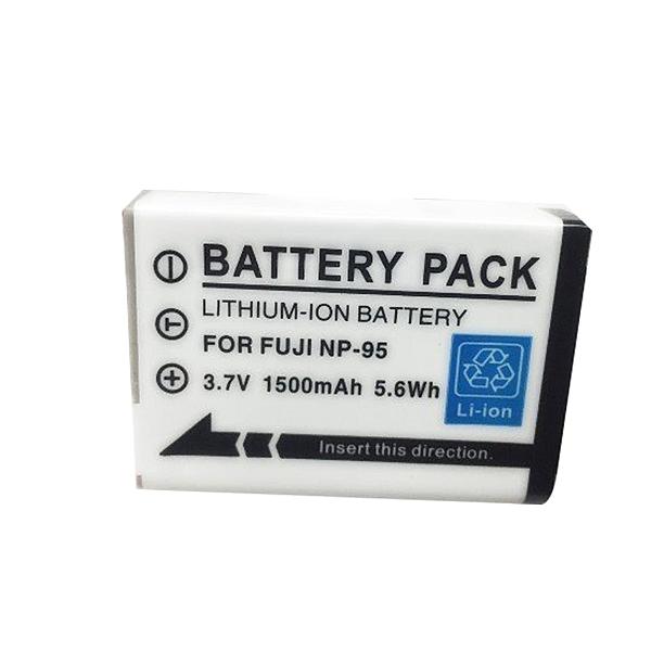 黑熊館 FUJIFILM NP-95 電池 富士 適用 NP95 X30 X100 X100S F30fd F31