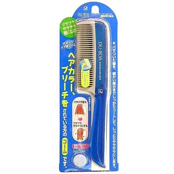 日本 IKEMOTO 池本刷子 DU-BOA 潤澤亮髮 扁髮梳/梳子
