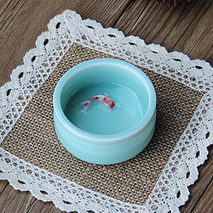 龍泉青瓷茶杯